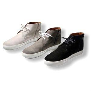 3.1 Phillip Lim GREY Suede Meaden Chukka Sneaker